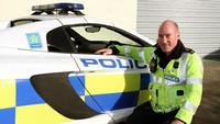 McLaren MP4-12C, la nueva adquisición de la policía británica