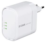 D-Link hace los adaptadores PLC más pequeños