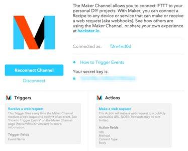 The Maker Channel es lo mejor que le ha pasado a IFTTT y a la internet de las cosas