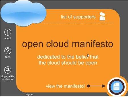 La importancia del manifiesto Open Cloud para la empresa