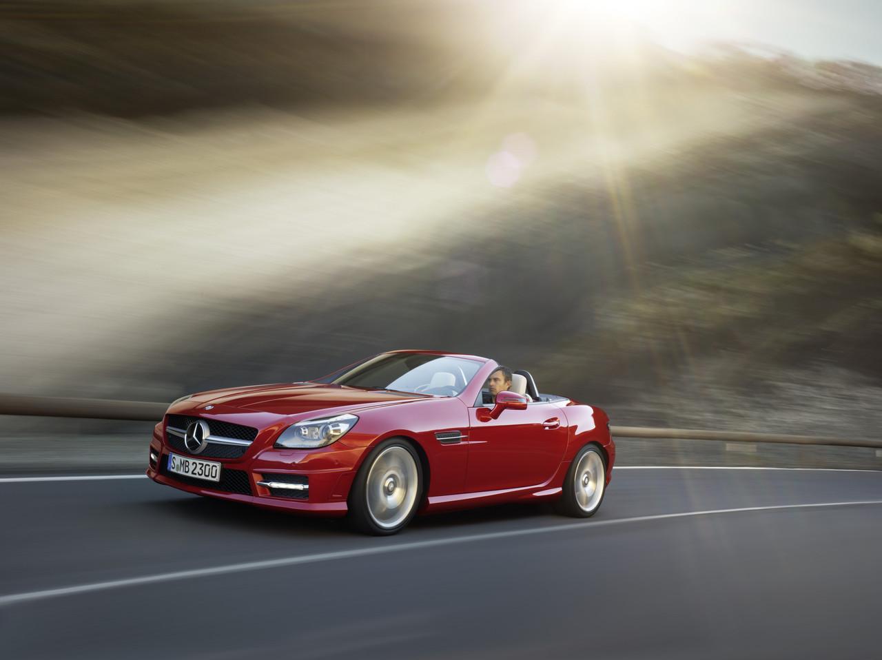 Foto de Mercedes-Benz SLK Roadster 2011 (8/36)
