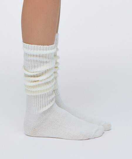 Calcetines Blancos