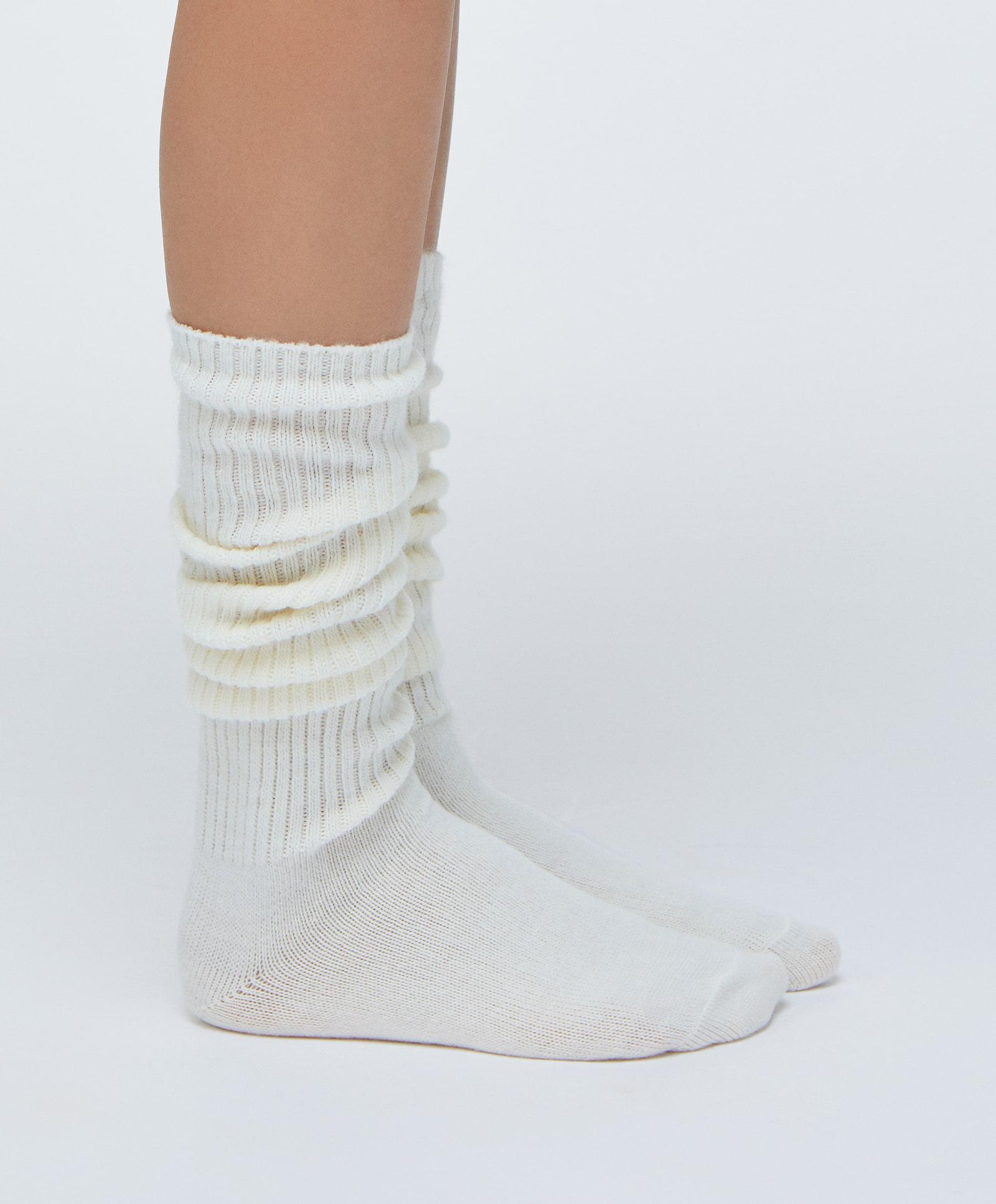 Calcetines por encima de la rodilla