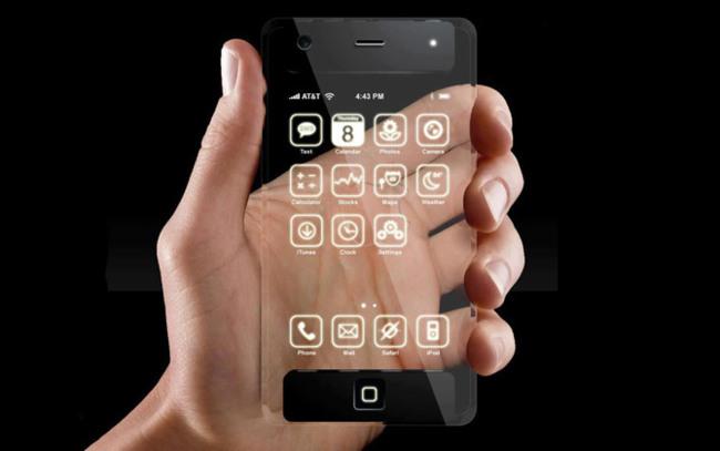Mockup del iPhone