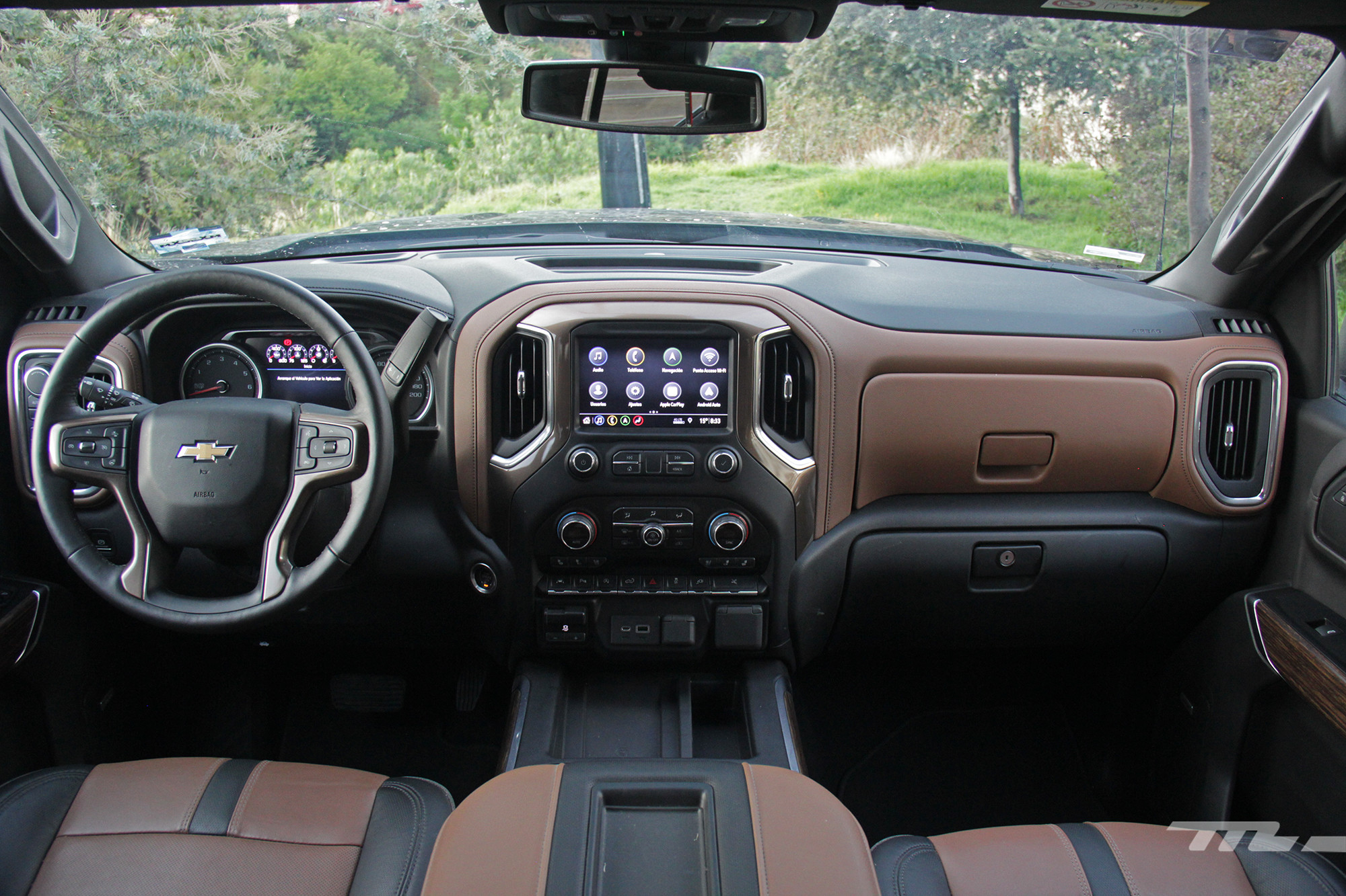 Foto de Chevrolet Cheyenne 2019 (prueba) (16/22)