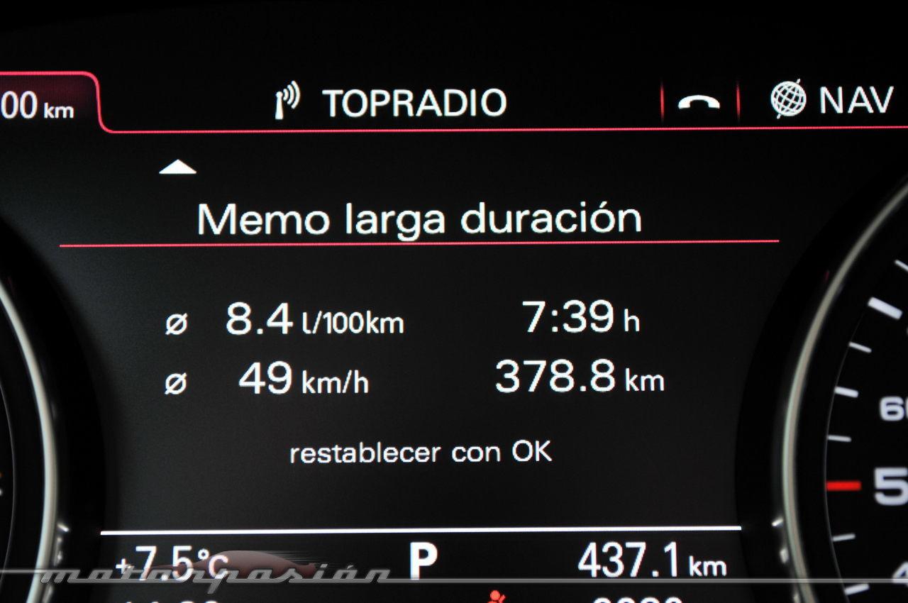 Foto de Audi A6 hybrid (prueba) (70/120)