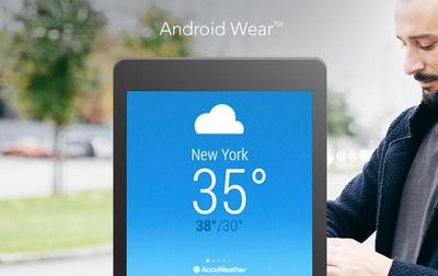 AccuWeather se actualiza con soporte para Android Wear