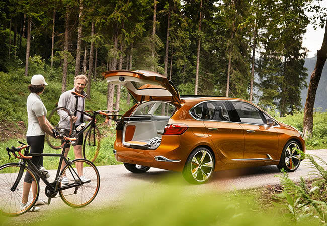 Foto de BMW Concept Active Tourer Outdoor (10/20)
