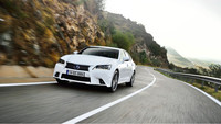 Lexus GS 300h, desde 45.900 euros un híbrido más accesible