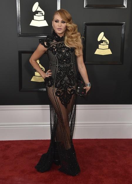 Paulina Rubio Grammy