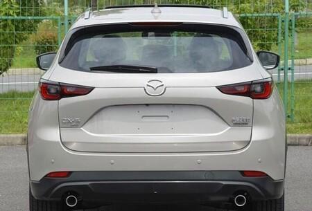 Mazda Cx 5 2022 Facelift Foto Espia 2