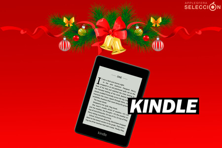 """Cientos de libros en el """"bolsillo"""": el popular Kindle de Amazon está rebajado a 74,99 euros, y a tiempo para Reyes"""