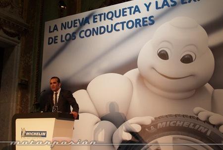 Michelin Nueva etiqueta europea de neumáticos