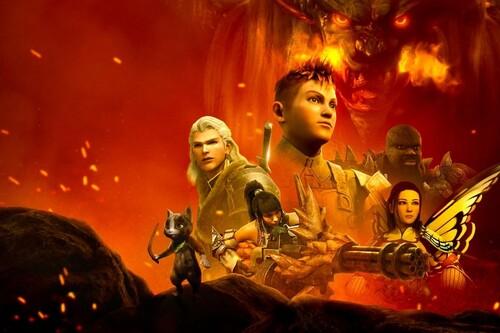 Crítica de Monster Hunter, Leyendas del Gremio: Netflix se saca de la chistera una soberbia adaptación que luce como una cinemática de PS2
