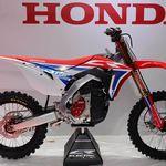 Honda mueve ficha en las motos eléctricas con la CR Electric Proto de motocross