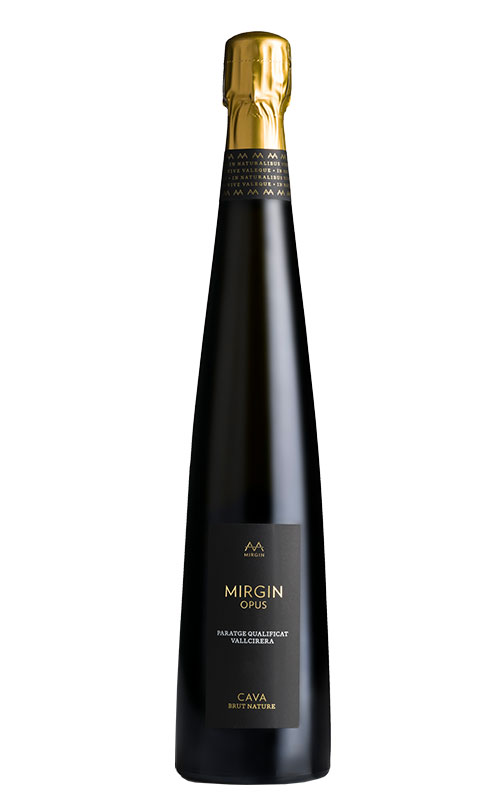 Alta Alella Mirgin Opus 2015. DO Cava