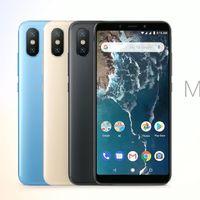 Xiaomi Mi A2 Android One de 64GB por 195 euros con este código de descuento exclusivo
