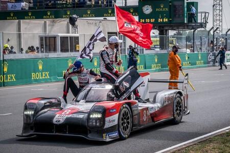 Toyota Le Mans 2020 2