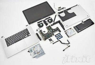 iFixit desmonta el nuevo MacBook Pro