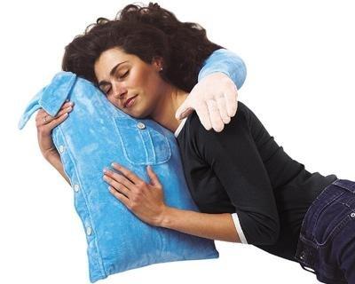 La almohada que abraza