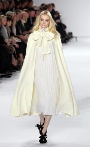 Chloé Otoño-Invierno 2011/2012 en la Semana de la Moda de París: ¿seguirá MacGibbon al frente?