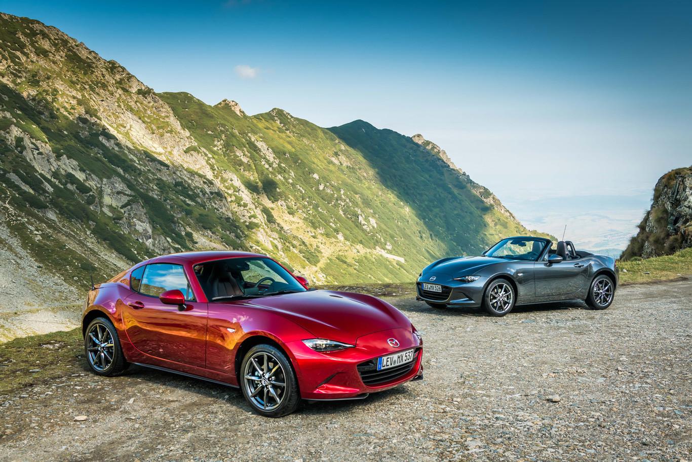 2021 Mazda Miata Redesign