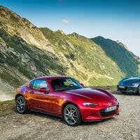 La próxima generación de Mazda MX-5 podría ser híbrida, aunque realmente no lo necesite