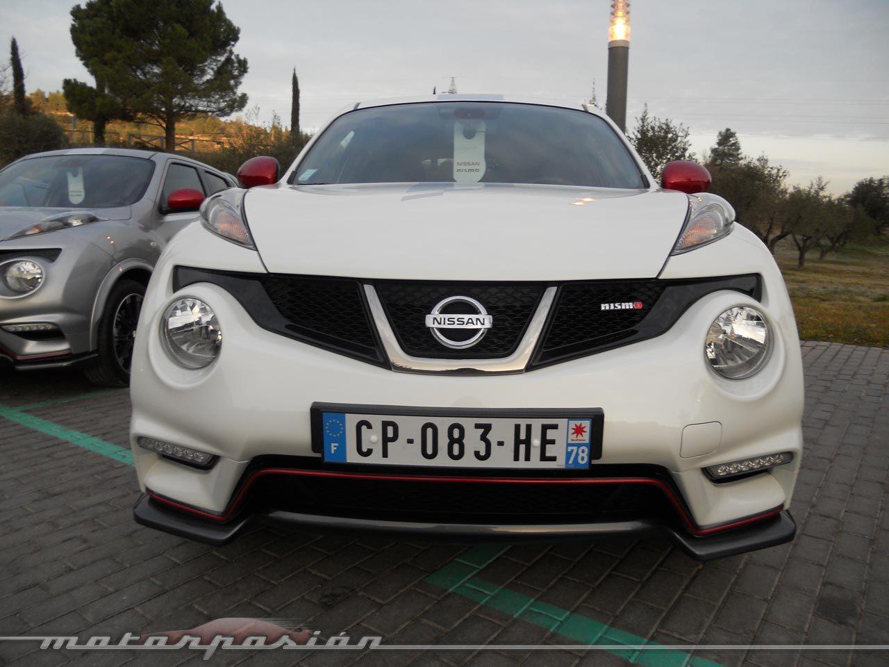 Foto de Nissan Juke Nismo (presentación propias) (44/45)