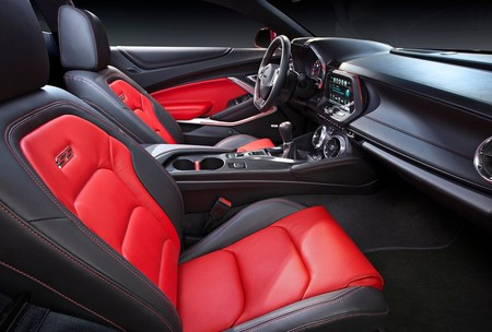 Chevrolet Camaro 2016 1600 36