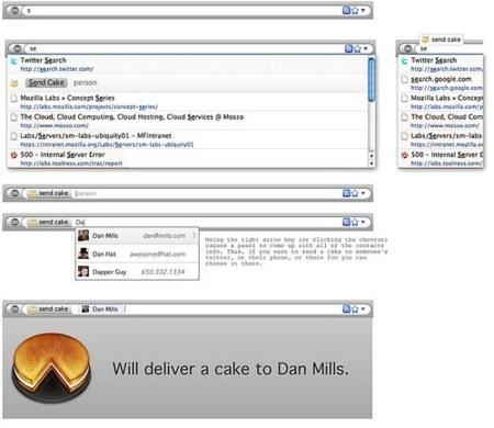 Taskfox, integrando ideas de Ubiquity en Firefox