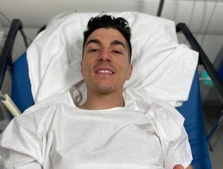 Maverick Viñales es trasladado sin lesiones a un hospital tras un sufrir accidente mientras practicaba motocross