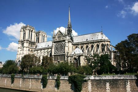 Catedral De Notre Dame Imagenes Antes Del Incendio 15 De Abril 10
