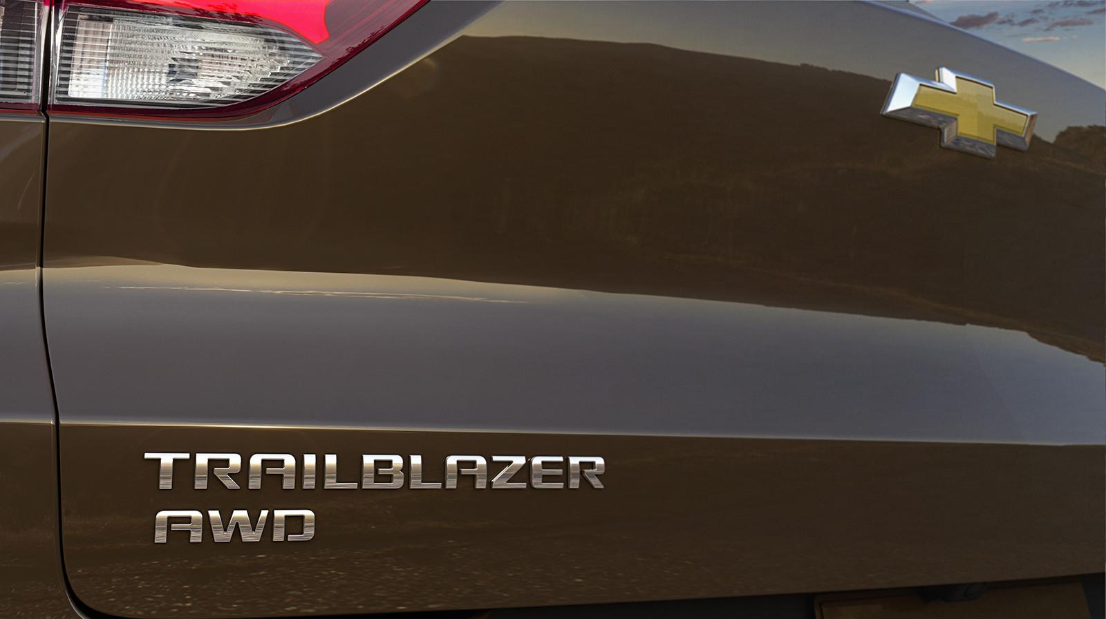 Foto de Chevrolet Trailblazer 2021 (8/26)