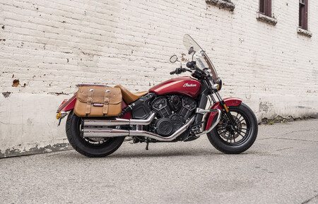 Indian Scout Sixty Gama 2021