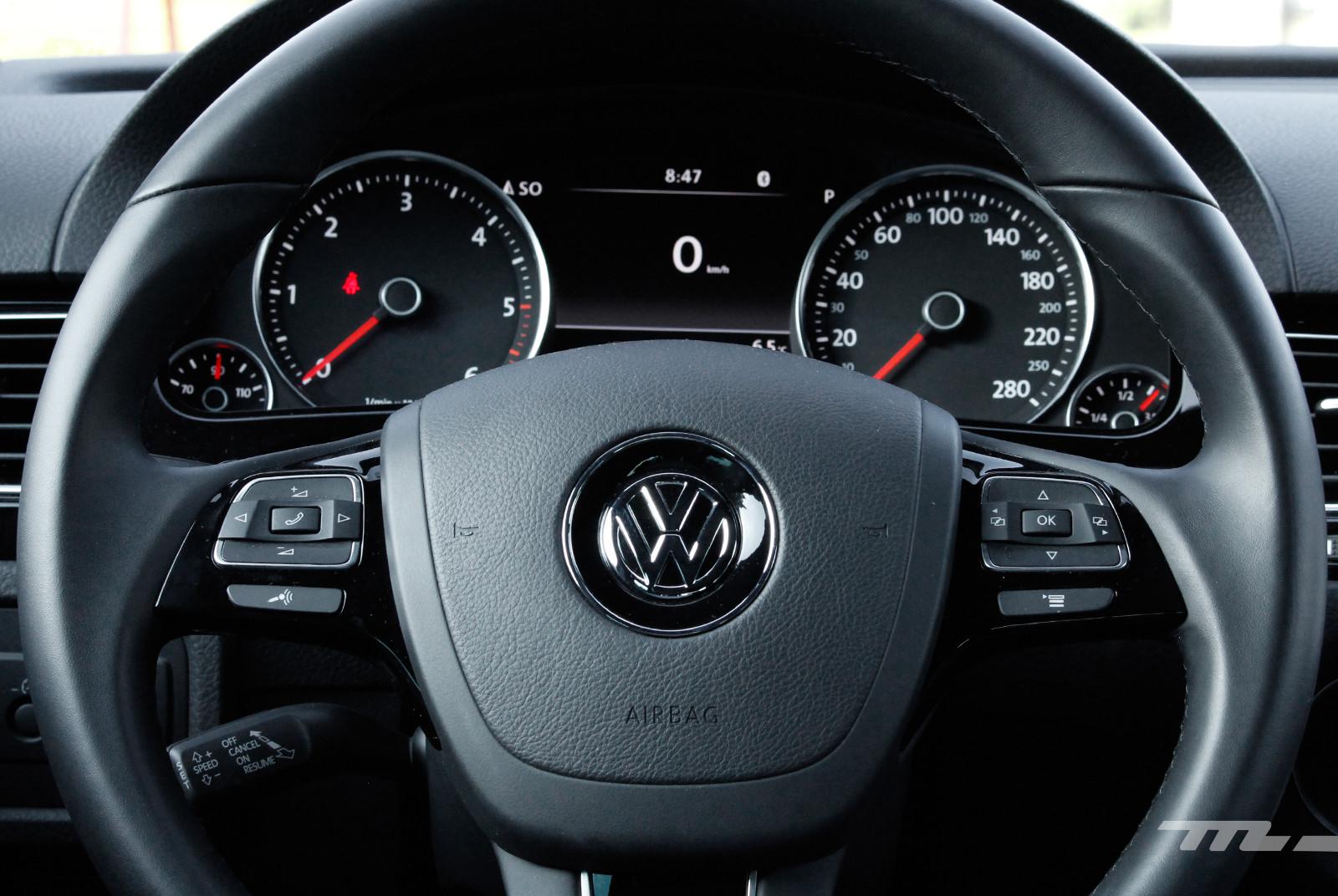 Foto de Volkswagen Touareg TDI Wolfsburg Edition (10/16)