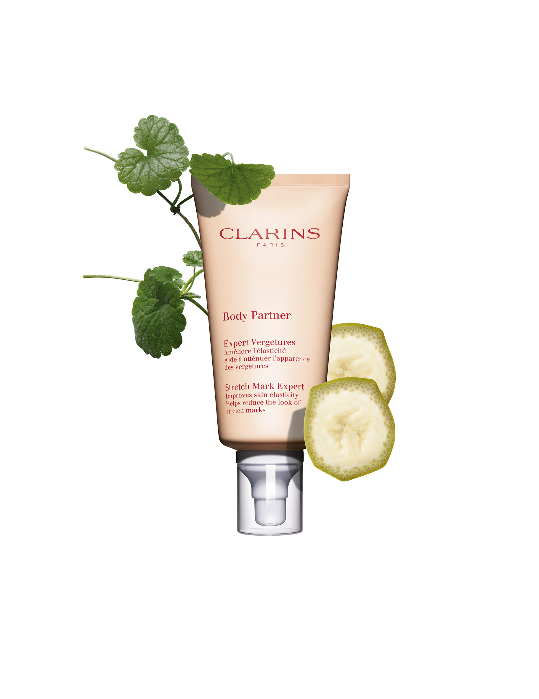 Body Partner de Clarins