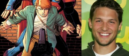 Michael Cassidy es Jimmy Olsen en Batman V Superman