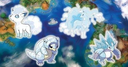 Pokemon Sol Luna Alola