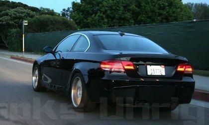 BMW M3 Coupé, fotos desde USA