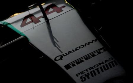 Mercedes Lewis Hamilton