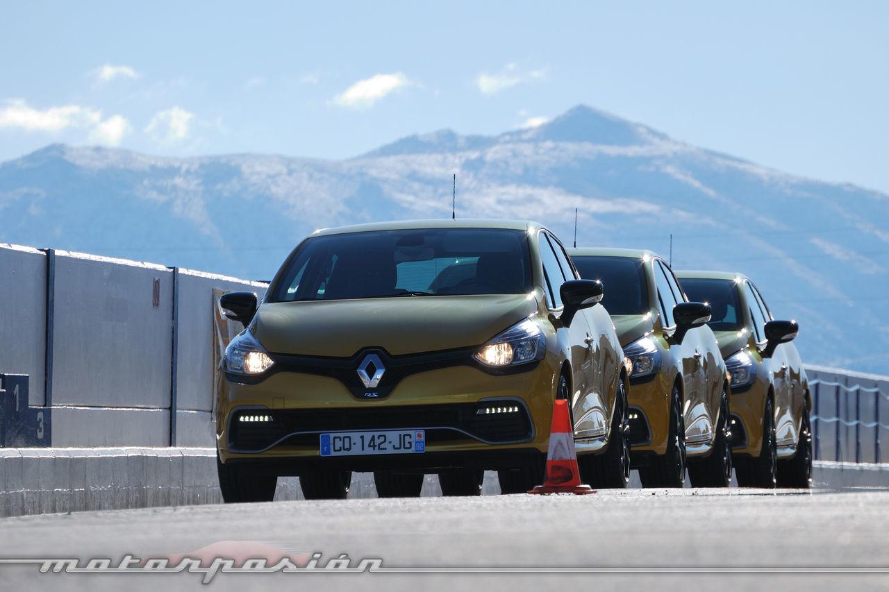 Foto de Renault Clio RS 200 EDC (presentación) (1/49)