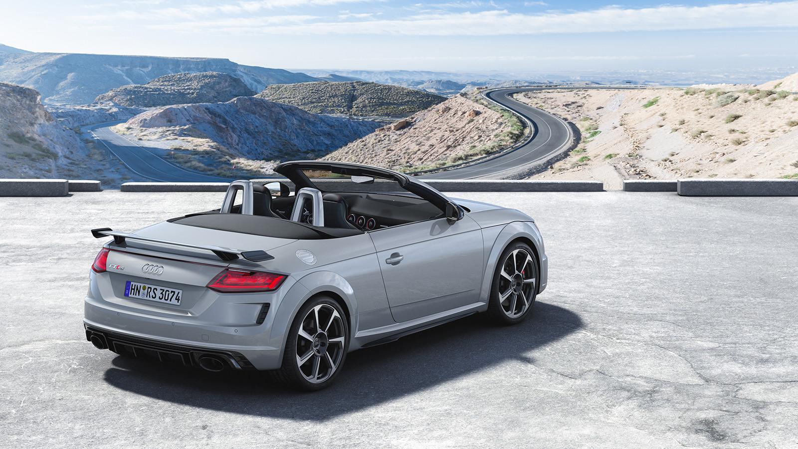 Foto de Audi TT RS 2019 (1/22)