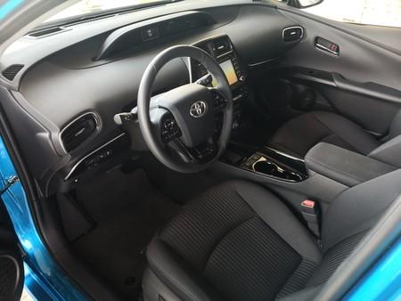 Toyota Prius AWD-i - Imágenes interiores
