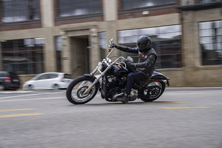 Harley Davidson Softail Standard 3