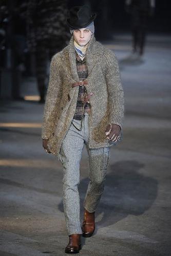 Alexander McQueen en Milán