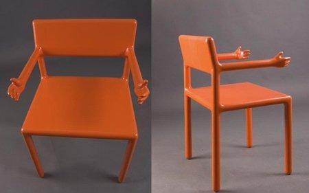 Una silla que te abraza