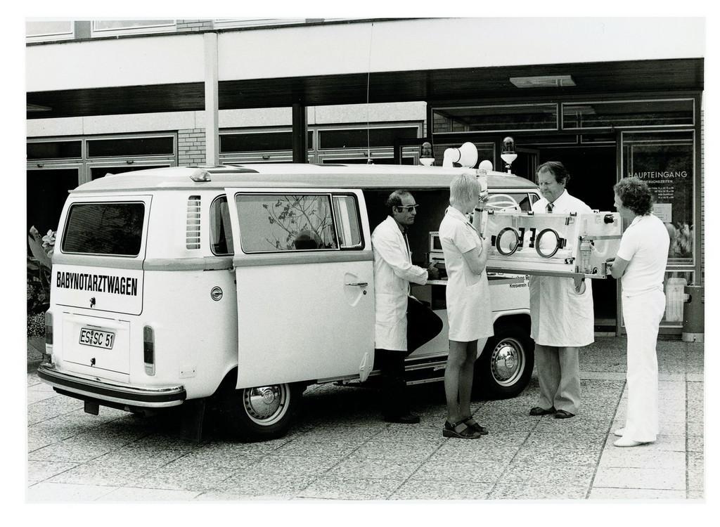 Foto de 60 años del Volkswagen Bully (6/34)