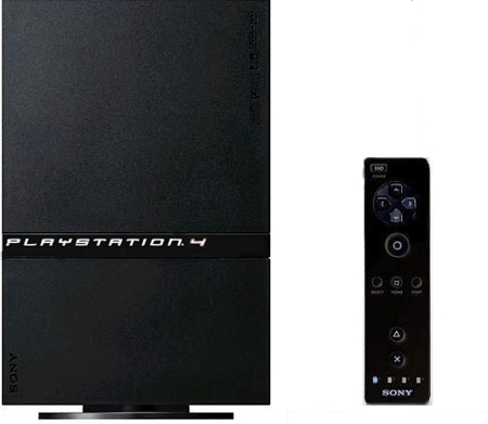 Sony PS4 rumor