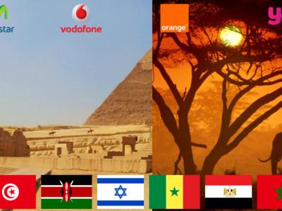 ¿Qué operador ofrece las tarifas de roaming más baratas para viajar a África u Oriente Medio?