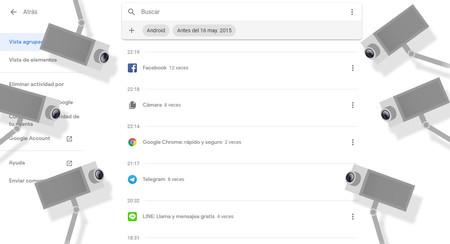Google guarda todas las apps que usas en Android y cuándo: así puedes consultar el historial de uso y desactivarlo
